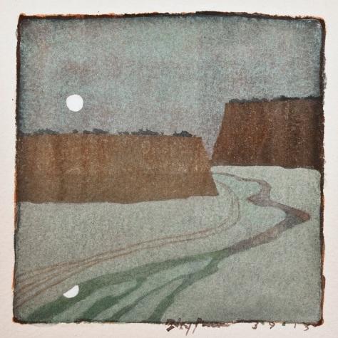 Mesa Moon, Betsy James
