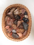 Basket of Rocks 2