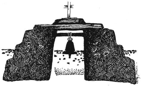 BJames ArtifactsHispanic bell