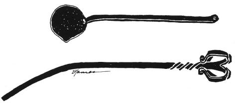 BJames ArtifactsHispanic iron