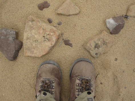Boots Ojito Sand & Rocks